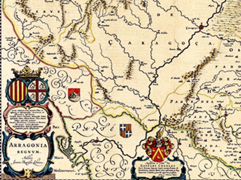 Hasta 72 mapas podrán contemplarse en el Museo de Zaragoza