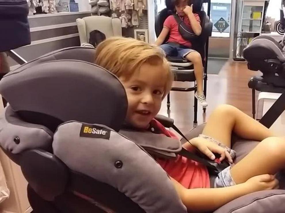 ¿Está seguro de que la silla del coche de su hijo cumple la normativa?