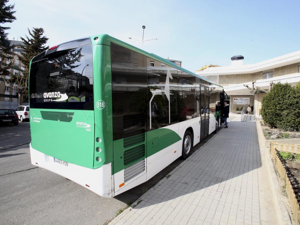 Las dos nuevas lanzaderas del bus urbano
