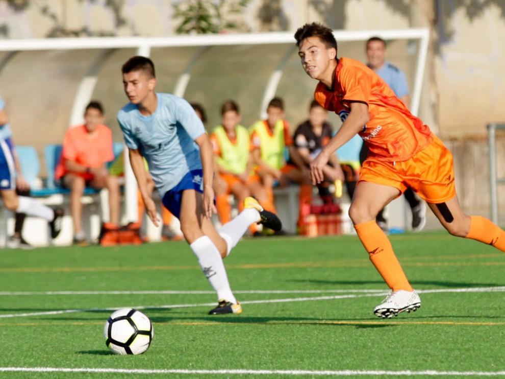 Fútbol. DH Infantil- Juventud vs. Montecarlo