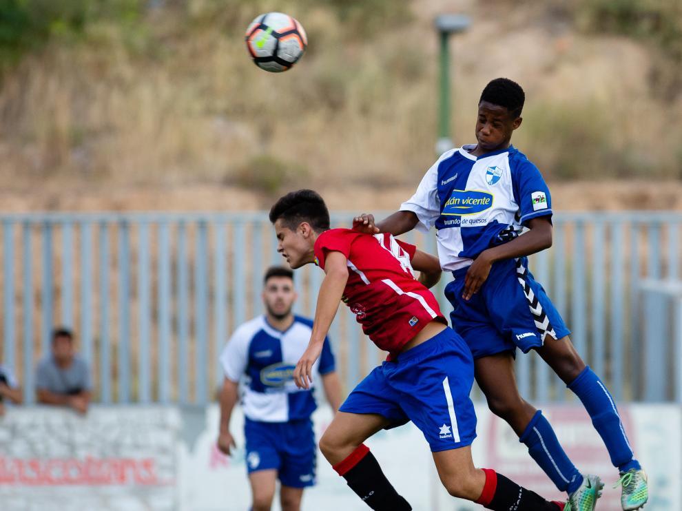 Fútbol. LNJ- Montecarlo vs. Ebro