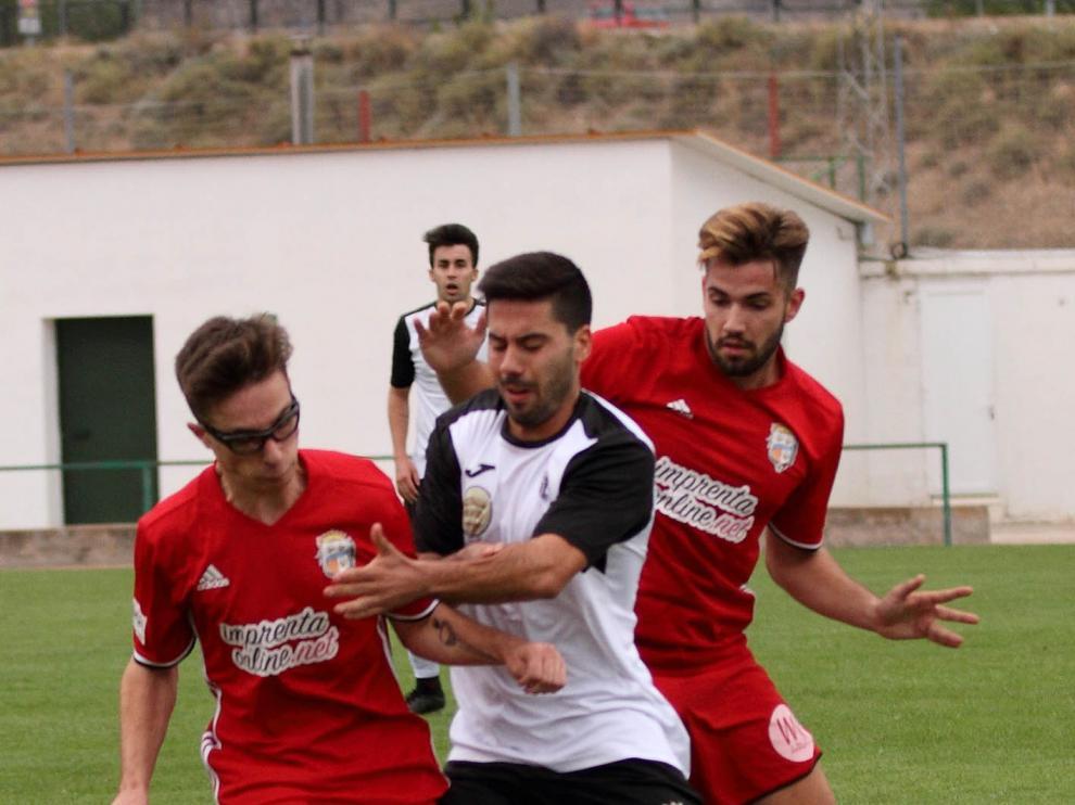 Fútbol. Regional Preferente- Calatayud vs. Caspe