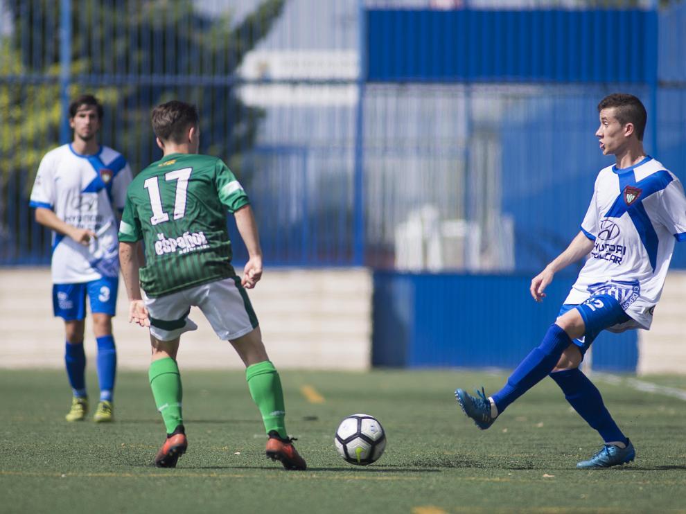 Fútbol. Regional Preferente- San Fernando vs. Bujaraloz