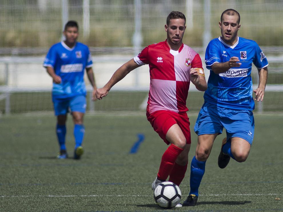 Fútbol. Regional Preferente- Actur Pablo Iglesias vs. Épila