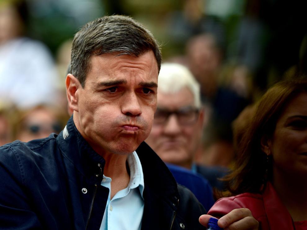 El presidente del Gobierno Pedro Sánchez hace balance de sus primeros 100 días