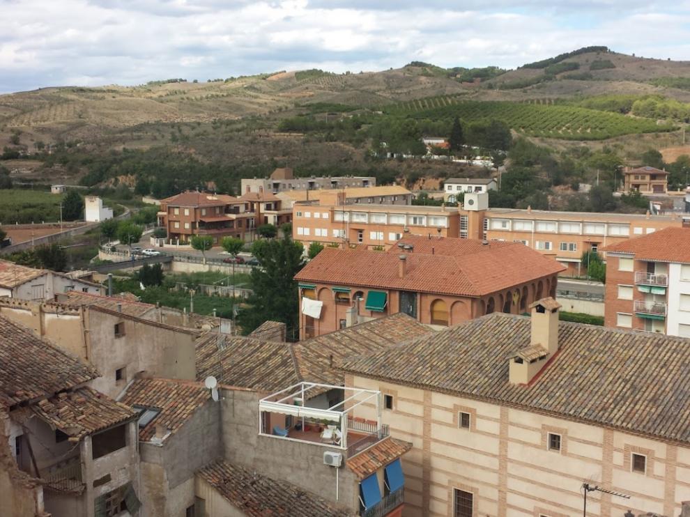 Municipio de Ateca, en la comarca de Calatayud