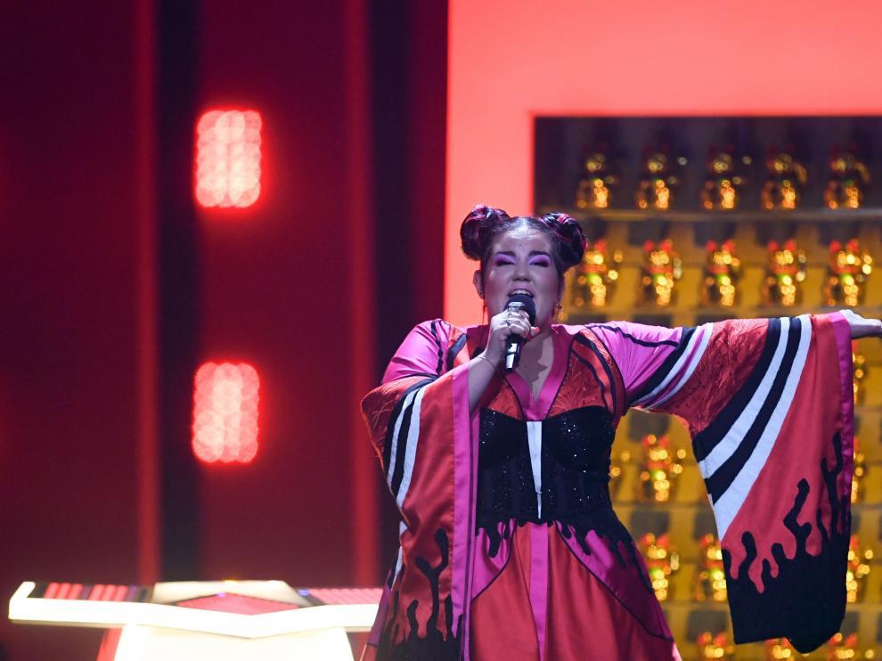 Netta Barzilai, representante de Israel, país ganador del último Festival de Eurovisión.