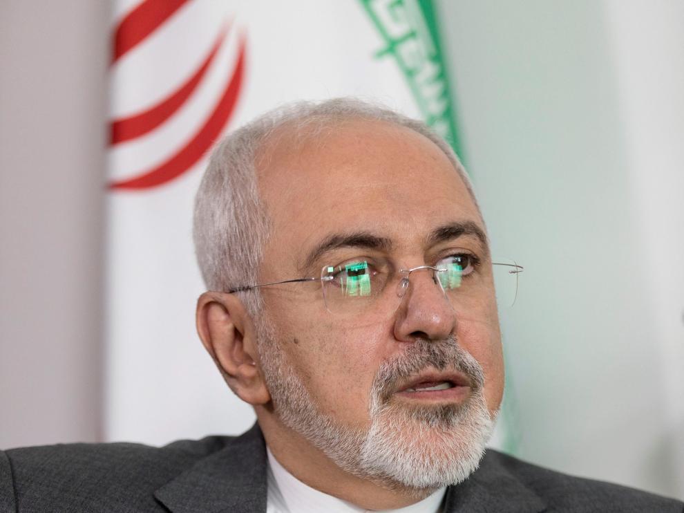 El ministro de Asuntos Exteriores iraní.