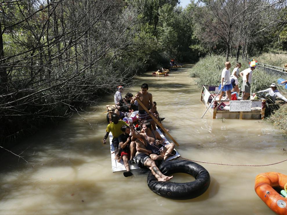 XXXVI Bajada del Canal