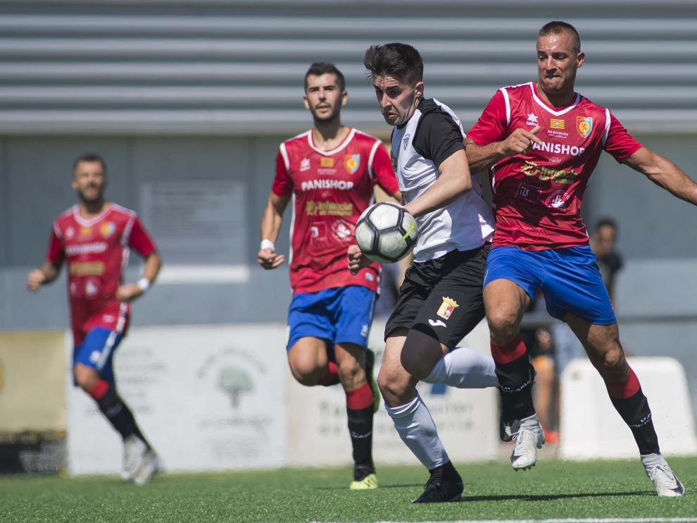 Fútbol. Regional Preferente- Montecarlo vs. Calatayud