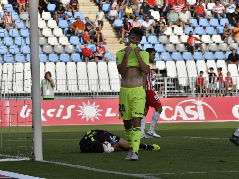Partido Almería - Real Zaragoza