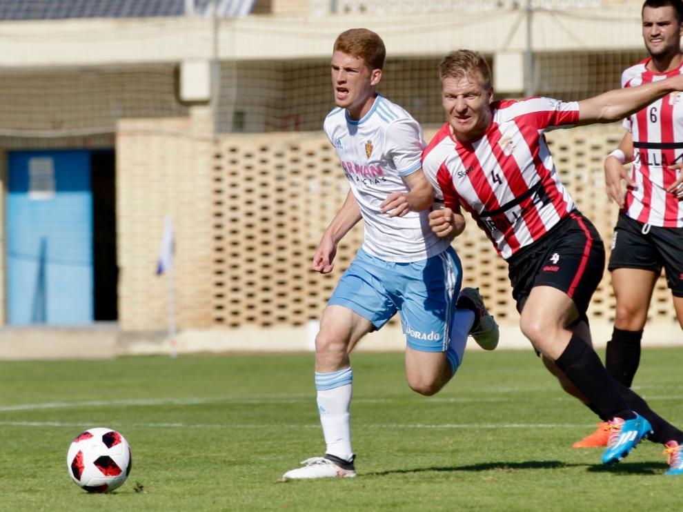 Fútbol. Tercera- Deportivo Aragón vs. Illueca