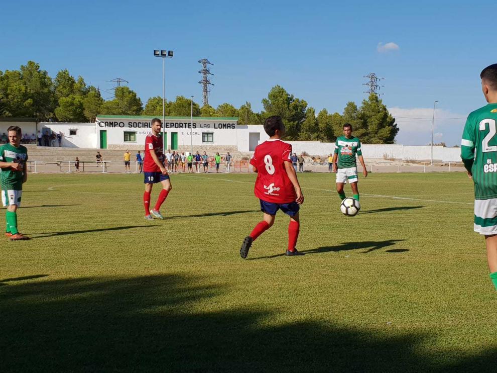 El Fraga venció al Bujaraloz por la mínima.