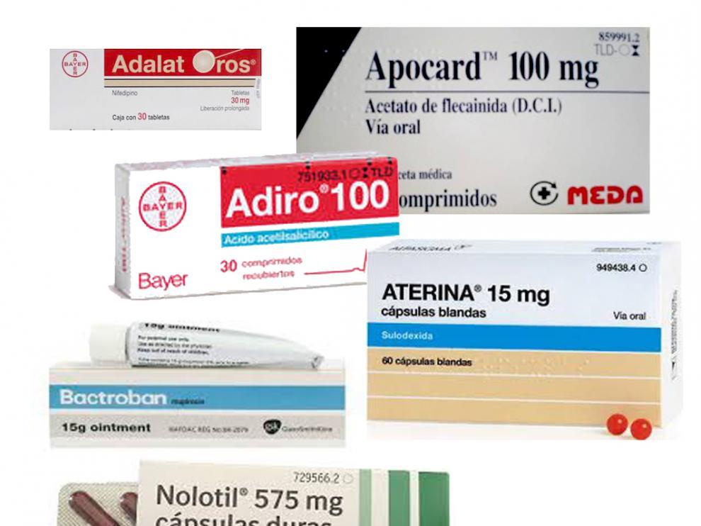 Medicamentos desabastecidos