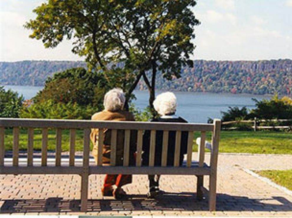 El sentimiento de soledad suele experimentarse al llegar a la tercera edad.