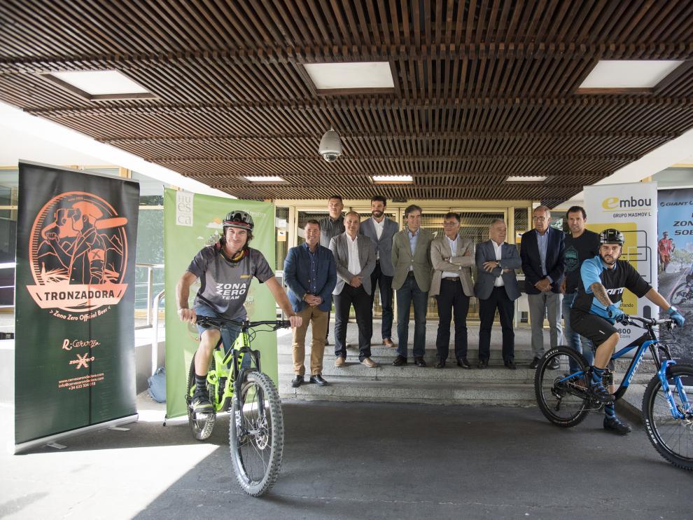 Presentación en el CSD de la EWS Zona Zero-Sobrarbe.