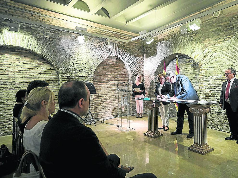 Nueve entidades firmaron en septiembre un acuerdo contra la anorexia.
