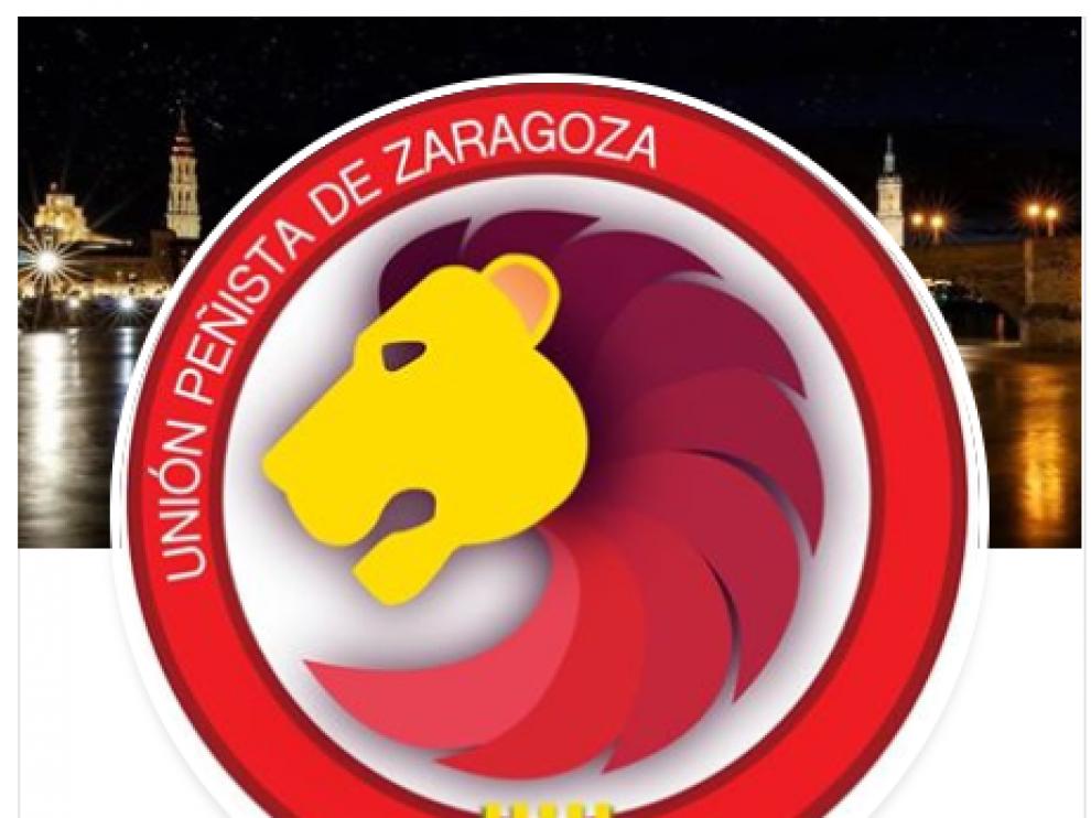Logo de Unión Peñista Zaragoza en su página de Facebook