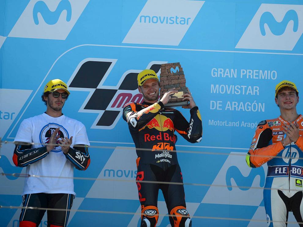 Carrera de Moto2 en Motorland