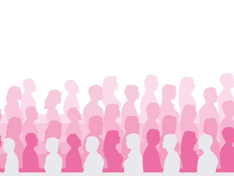 El 17,8% de la población española tiene más de 65 años.