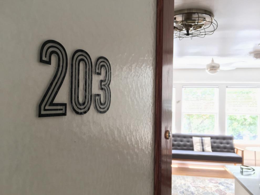 Apartamento de alquiler en airbnb.es, una de las plataformas más utilizadas.