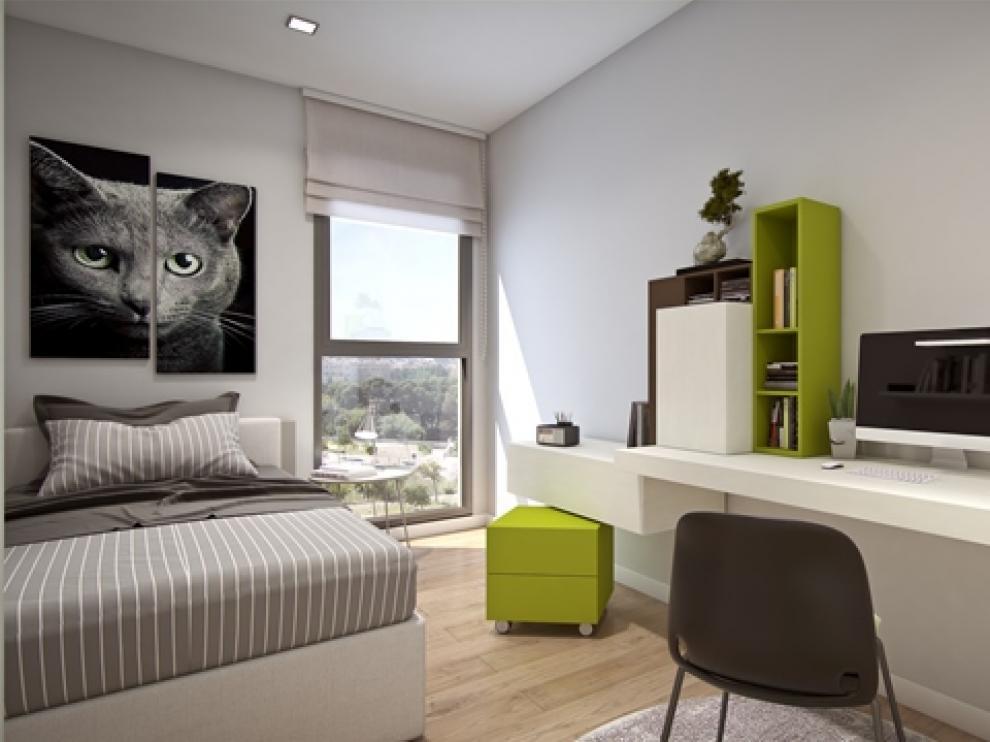 Las estancias cuentan con los mejores materiales y acabados.