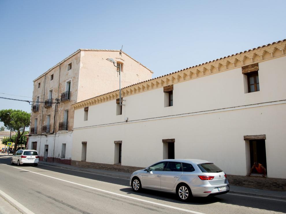 El centro de día se ubicará en el antiguo almacén de Lozano, junto a la N-232.