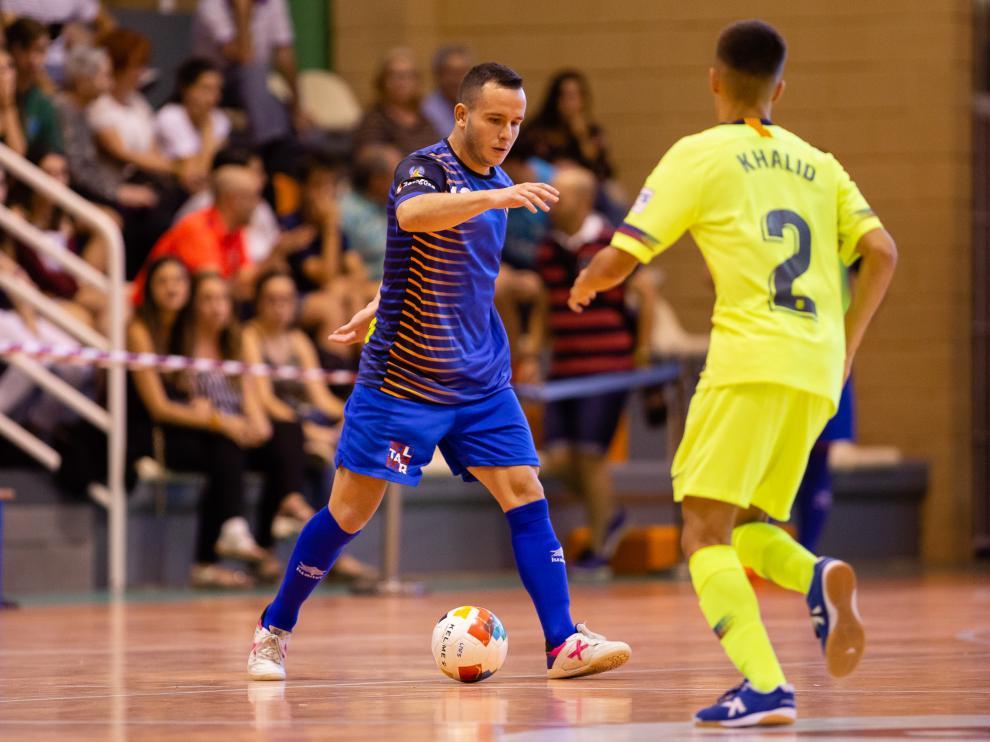 Fútbol sala. Segunda División- Colo Colo vs. Barcelona B