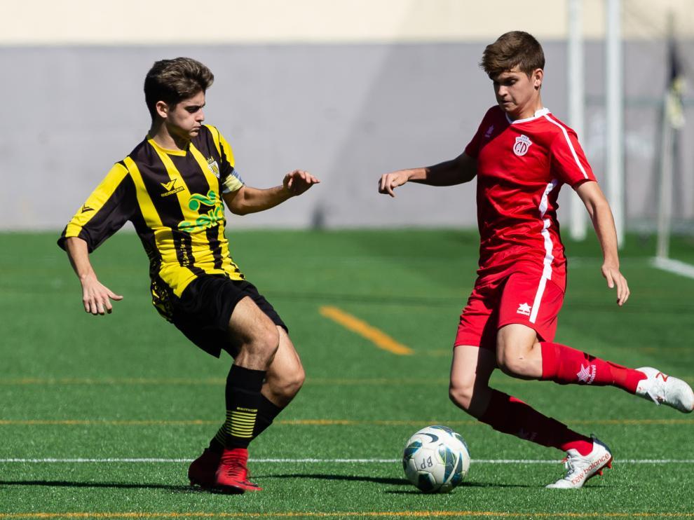 Fútbol. LNJ- Balsas vs. San Gregorio.