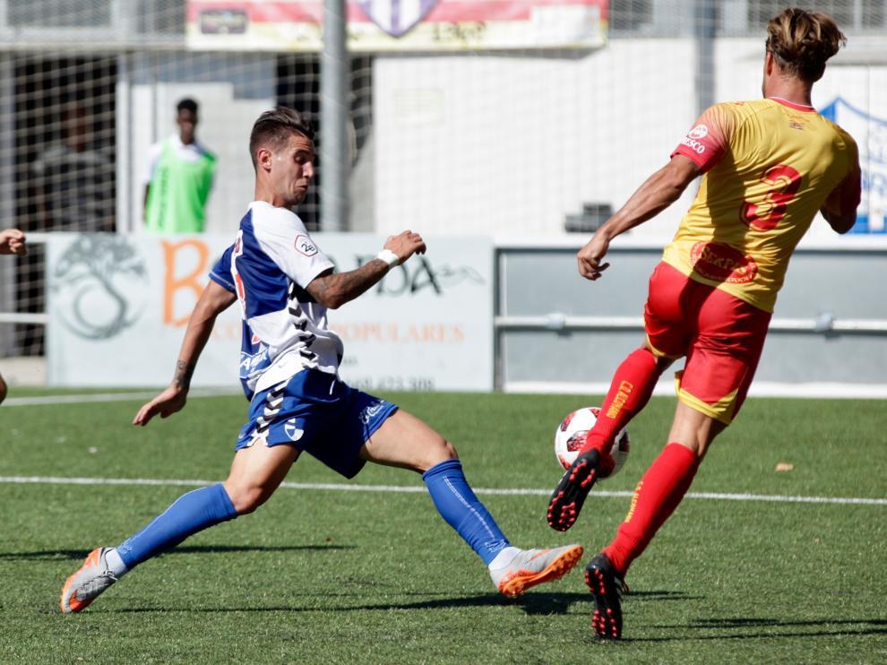 Fútbol. Segunda B- Ebro vs. Alcoyano.