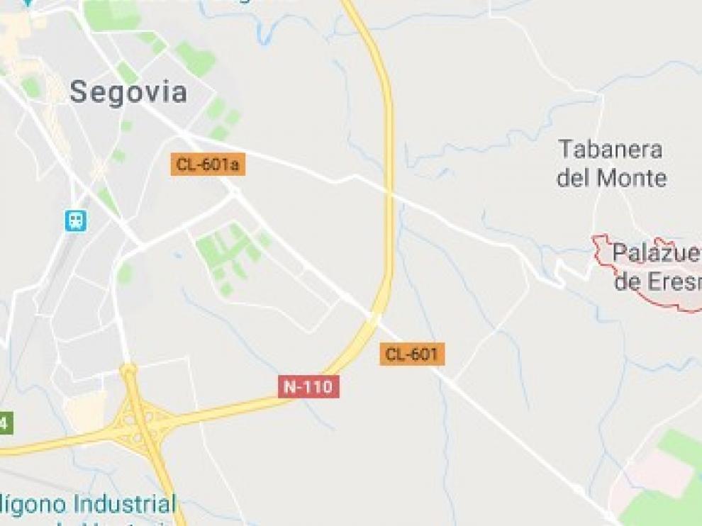 Fallece un joven de 31 años por un disparo cuando estaba cazando en Segovia