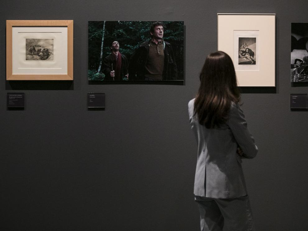 Goya y Buñuel, frente a frente