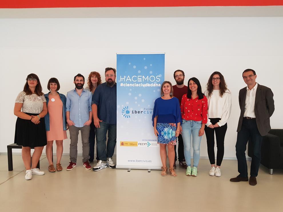 Presentación de la tercera fase del Observatorio de la Ciencia Ciudadana en España
