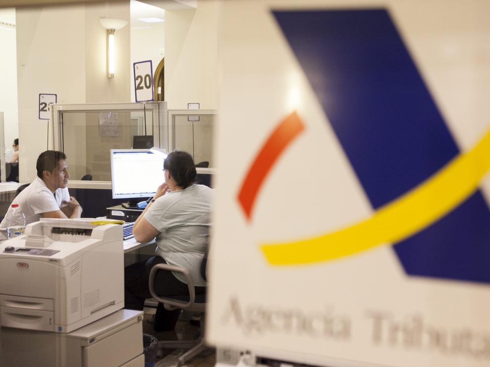 La Agencia Tributaria devolvió el 90,97 % del importe total solicitado..