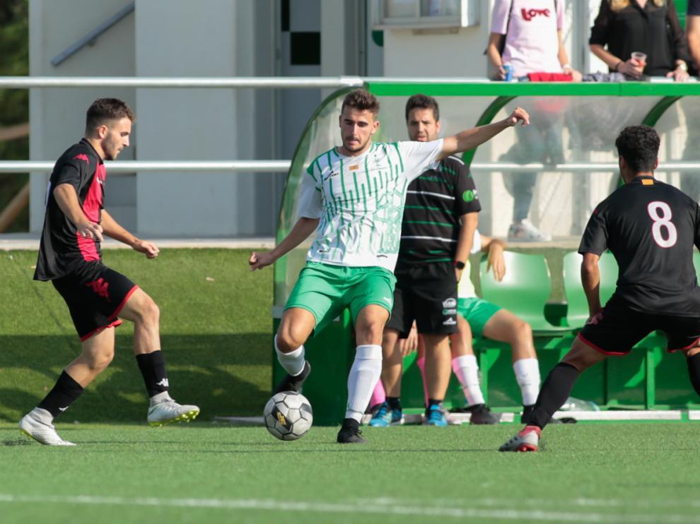 El Olivar obtiene poco premio ante el Reus
