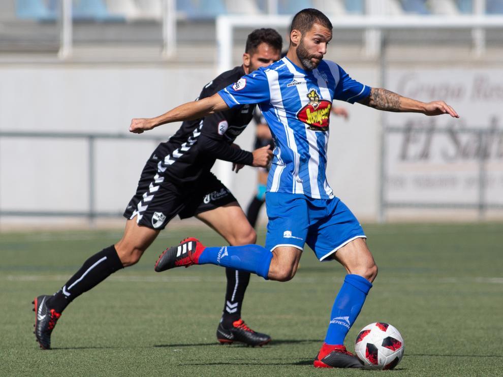 Fútbol. Segunda B- Ejea vs. Ebro.