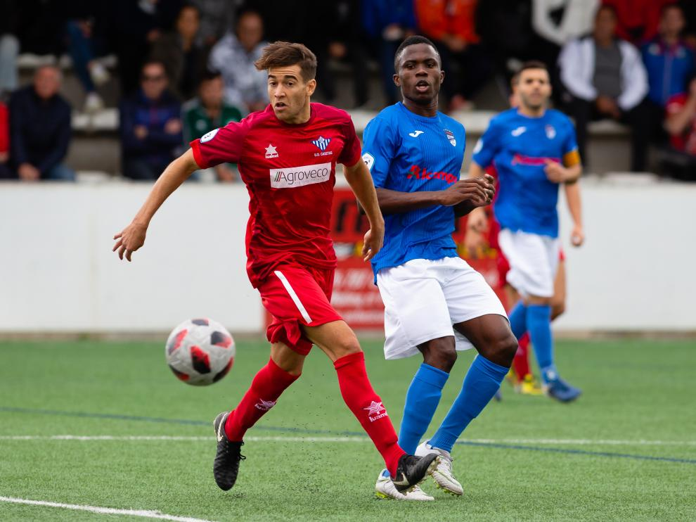 Fútbol. Tercera División- Utebo vs. Casetas.
