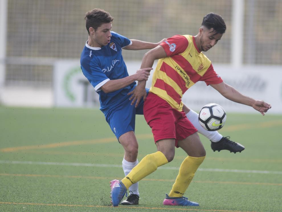 Fútbol. Regional Preferente- Valdefierro vs. Morés.