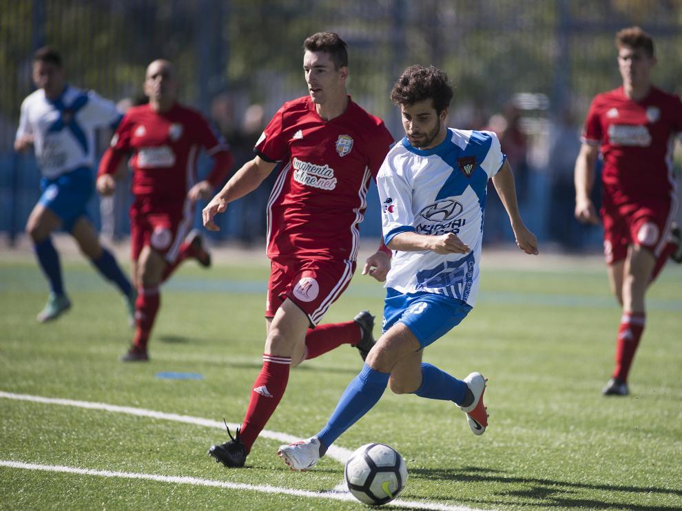 Fútbol. Regional Preferente- San Fernando vs. Caspe.