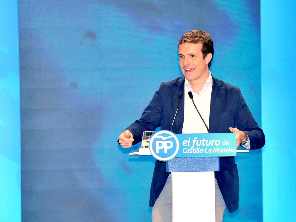 El 21,2 % de los aragoneses preferiría que Pablo Casado fuera el presidente de España en estos momentos.