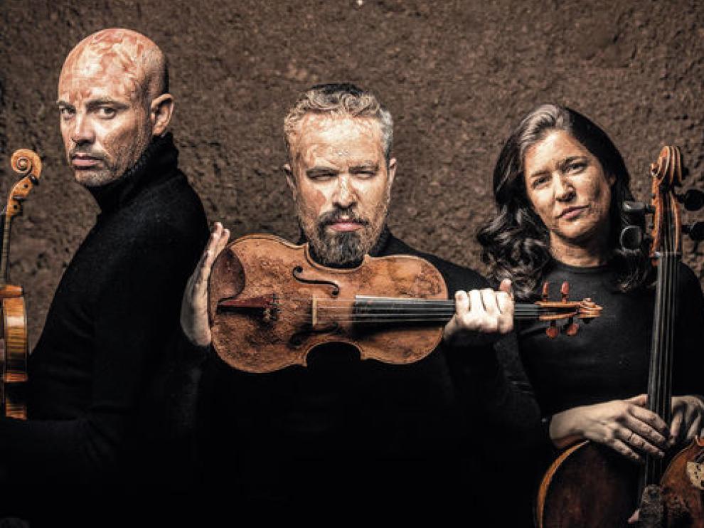 El Cuarteto Quiroga, reciente Premio Nacional de Música, dará un concierto en mayo de 2019.