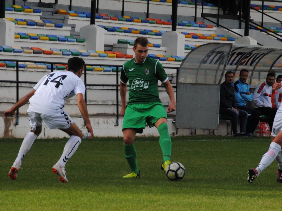 Fútbol. Regional Preferente- Andorra vs. Mequinenza