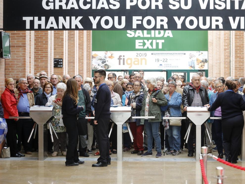 Apertura de la Feria General.