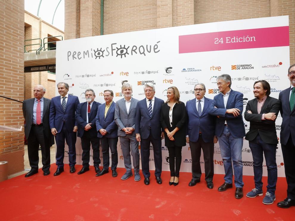 Presentación Premios Forqué 2019.