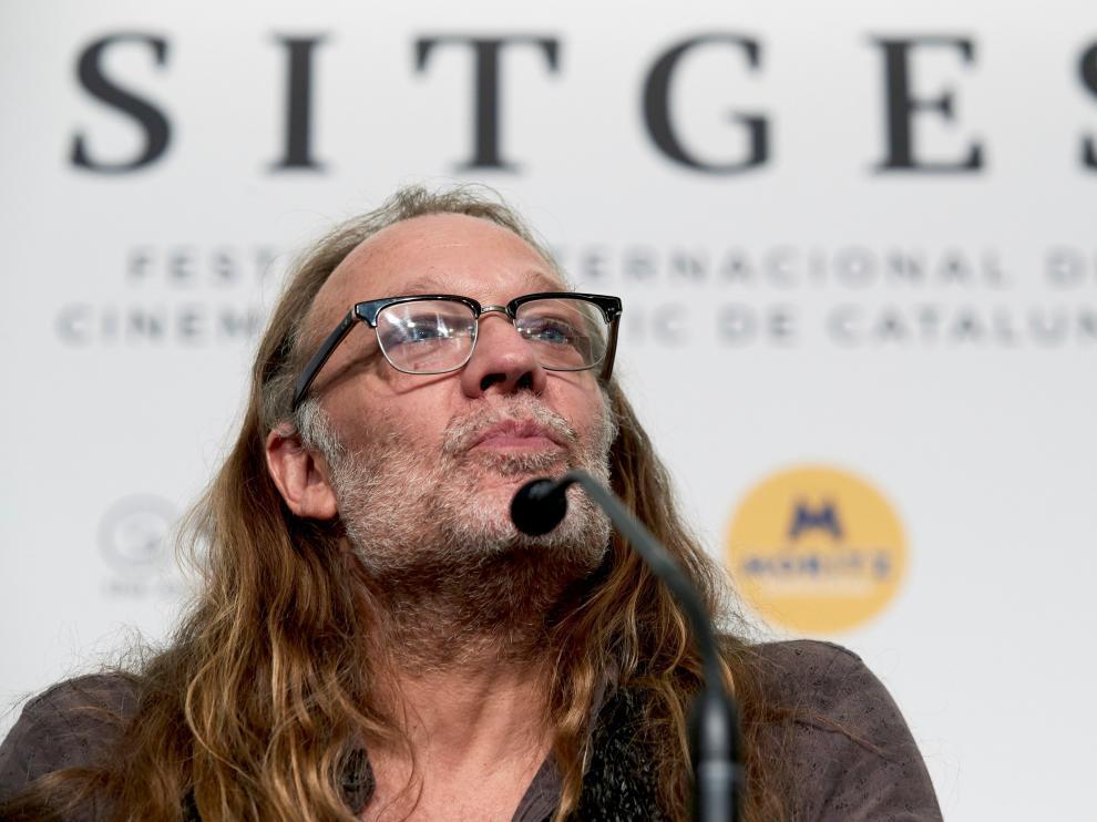 Greg Nicotero en el festival de Sitges.