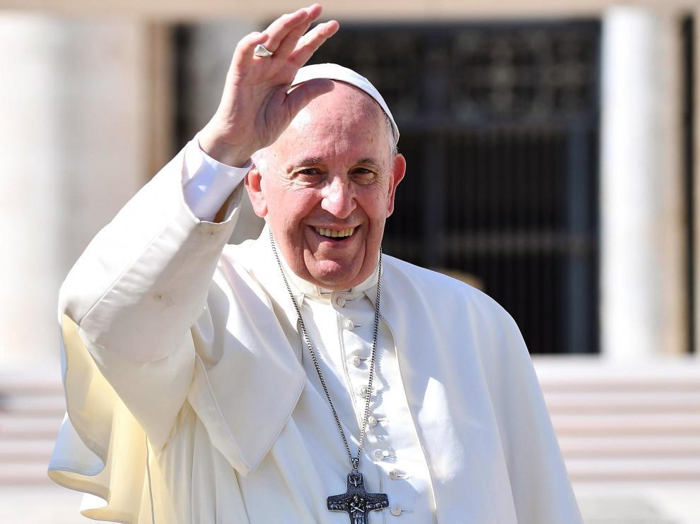 El Papa Francisco en imagen de archivo.