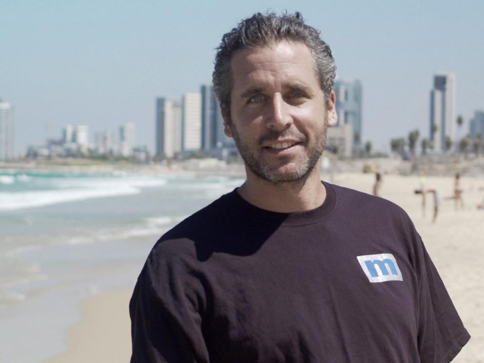 Ari Nagel, el estadounidense judío donante habitual de semen.