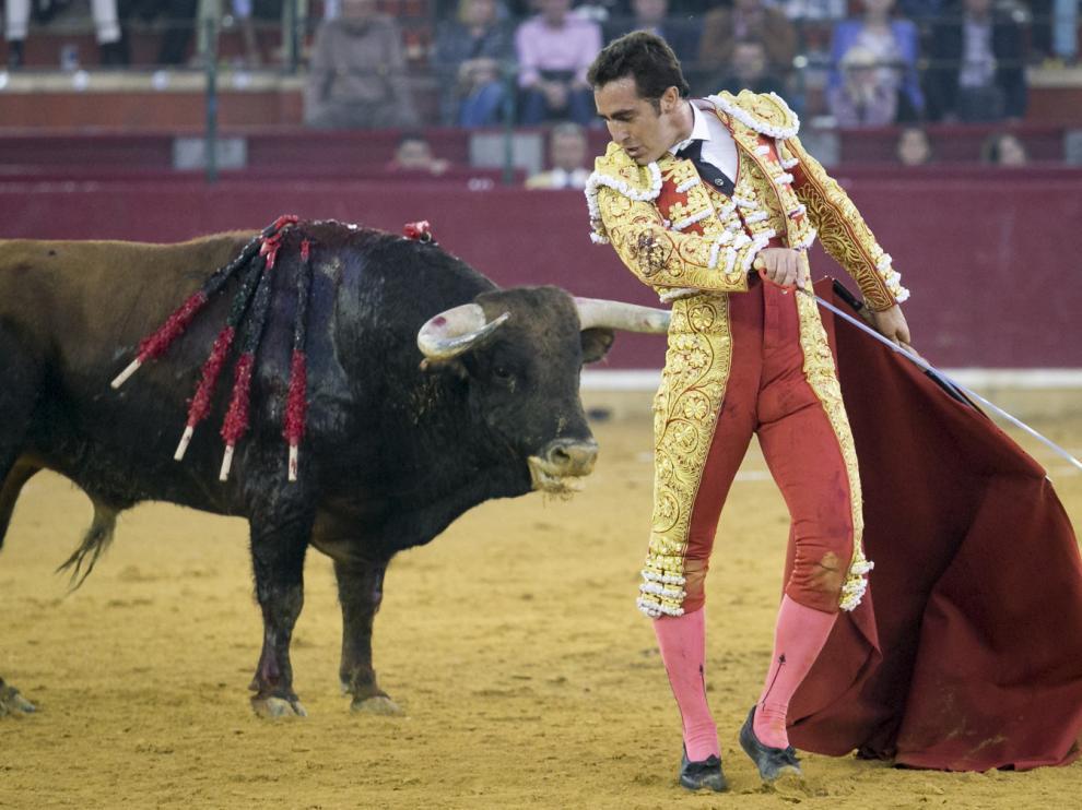 Corrida de toros: El Fandi, López Simón y Ginés Marín
