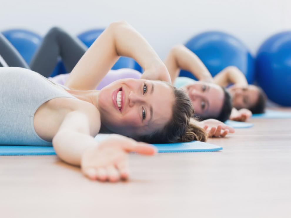 Practicar pilates mejora tanto la salud física como emocional.