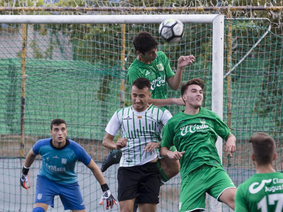 El Stadium se adjudicó el derbi ante el Olivar